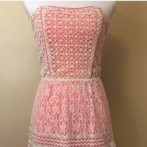 Chelsea & Violet lace dress
